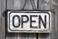 Winkel geopend van 09.00 tot 16.00 uur