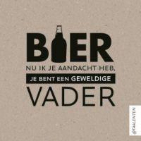 Vaderdag Bier Proeverij