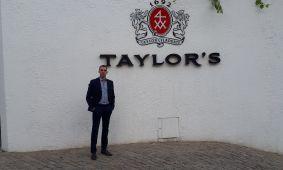 Terugblik bezoek Taylor's Portugal