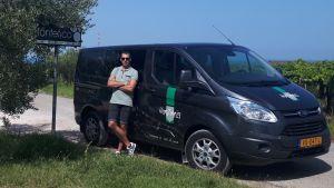 Bezoek Fontefico in Italië