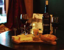 Bomba! wijn nieuw in het schap