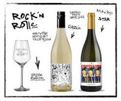 Rock & Roll(e) wijnen!