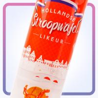 Stroopwafel likeur